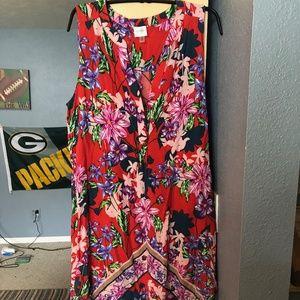 Cupio Floral Dress